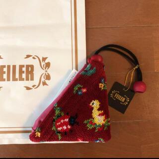 フェイラー(FEILER)の定価8580円フェイラーエコバッグ ラブミーハイジ ハイジ柄 ノーブルローズ(エコバッグ)
