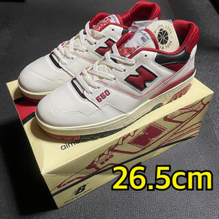 ニューバランス(New Balance)の26.5 Aime Leon Dore × New Balance 550(スニーカー)