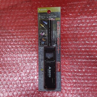 シンフジパートナー(新富士バーナー)のフィールドライターターボミニ・SOTO・ST483・新品・未開封(その他)