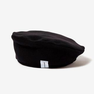 ネイバーフッド(NEIGHBORHOOD)のDESCENDANT MITCHELL BELLET BLACK(ハンチング/ベレー帽)