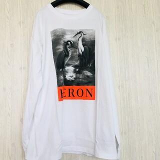 ヒューレットパッカード(HP)のheron preston ロングTシャツ(Tシャツ/カットソー(七分/長袖))