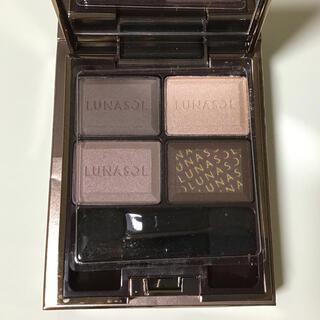 ルナソル(LUNASOL)のルナソル セレクション・ドゥ・ショコラアイズ 03 Chocolat Raisi(アイシャドウ)