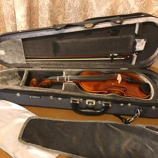 ヤマハ(ヤマハ)のヤマハ 分数バイオリン 1/4 V7G(ヴァイオリン)