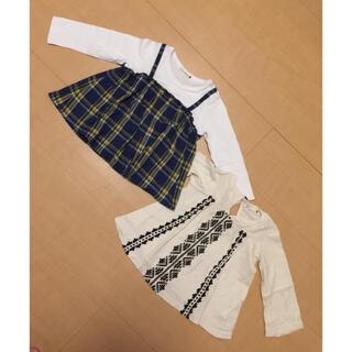 ブランシェス(Branshes)の子供服☆branshes女の子(Tシャツ/カットソー)