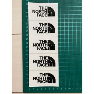 ザノースフェイス(THE NORTH FACE)のノースフェイス・ステッカー・5枚セット ラミネートUV加工済耐光性OK!(ステッカー)
