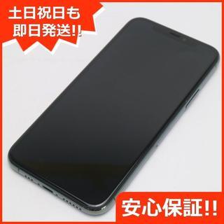 アイフォーン(iPhone)の美品 SIMフリー iPhone 11 Pro 512GB (スマートフォン本体)