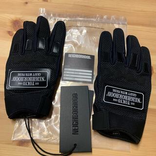 ネイバーフッド(NEIGHBORHOOD)のneighborhood enp glove L black(その他)
