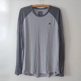 ハーレー(Hurley)のHurleyꕤラグラン ロンTメンズL(Tシャツ/カットソー(七分/長袖))