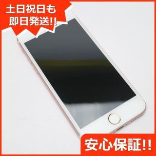 アイフォーン(iPhone)の美品 SOFTBANK iPhone6S 128GB ローズゴールド (スマートフォン本体)