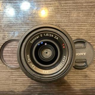 ソニー(SONY)のソニー Eマウント用 APS-C専用 SEL24F18Z(レンズ(単焦点))