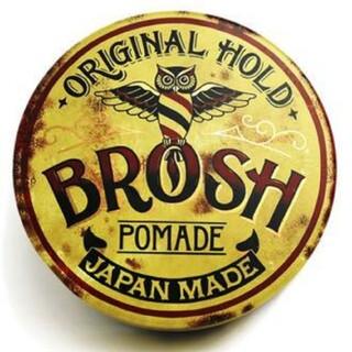 brosh BROSH 115g(ヘアワックス/ヘアクリーム)