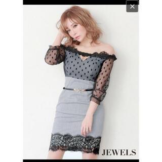 ジュエルズ(JEWELS)のJewels美品♡♡ワンピース♡♡(ミニワンピース)