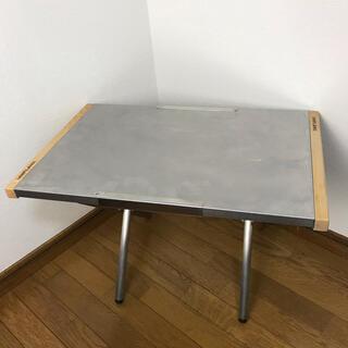 ユニフレーム(UNIFLAME)のユニフレーム 焚き火台テーブル(テーブル/チェア)
