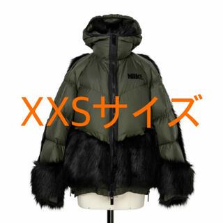 サカイ(sacai)のNike × sacai Women's Parka サイズXXS(ダウンジャケット)