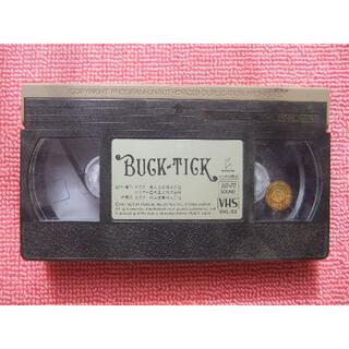 ビクター(Victor)のMV集「BUCK-TICK」 VHS(ミュージック)