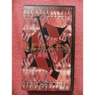 ビクター(Victor)のシャフト☆SWITCHBLADEライヴビデオVHS BUCK-TICK 今井寿(ミュージック)