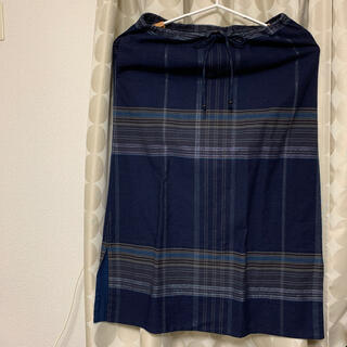 フォーティファイブアール(45R)の美品✧︎*。45R ロングスカート&シャツ【yumigon様♡お取り置き】(ロングスカート)