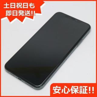 アイフォーン(iPhone)の新品同様 SIMフリー iPhone 11 Pro Max 512GB (スマートフォン本体)