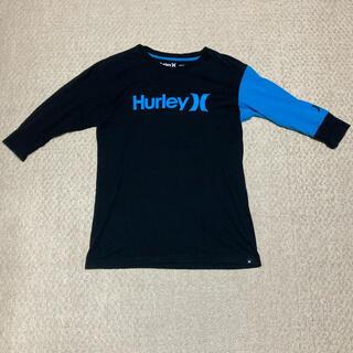 ハーレー(Hurley)のハーレー 七分袖 Tシャツ(Tシャツ/カットソー(七分/長袖))