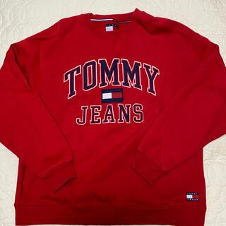 トミー(TOMMY)の復刻トミージーンズ トレーナー 藤田ニコルさん着用(スウェット)