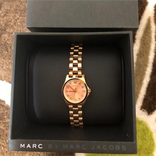 マークバイマークジェイコブス(MARC BY MARC JACOBS)のマークバイマークジェイコブス 時計(腕時計(アナログ))