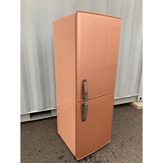 三菱電機 - MITSUBISHI 冷凍冷蔵庫 2ドア デザイン家電 ピンク 256L