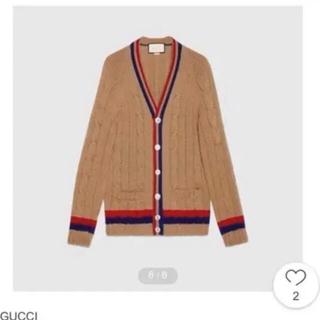 グッチ(Gucci)のgucci カーディガン(カーディガン)