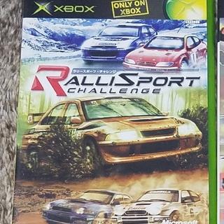 マイクロソフト(Microsoft)のXBOX ゲームソフトセット ラリースポーツ(家庭用ゲームソフト)