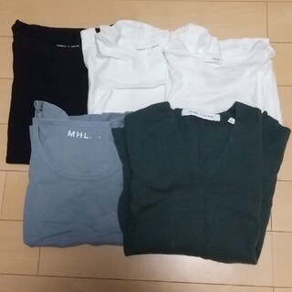 MHL niko and… UNIQLO セット