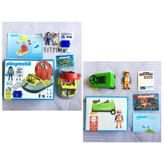 レゴ(Lego)のプレイモービル 2個セット 3192 3790 わりと美品(その他)