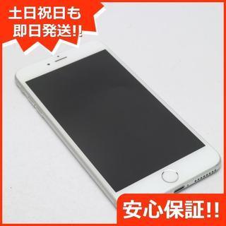 アイフォーン(iPhone)の美品 SOFTBANK iPhone6 PLUS 64GB シルバー (スマートフォン本体)