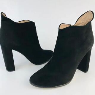 クロエ(Chloe)の美品★Chloe・クロエ レディース スエードレザー ショートブーツ(38)(ブーツ)