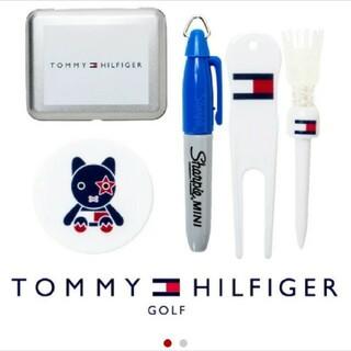 トミーヒルフィガー(TOMMY HILFIGER)のトミー ティー・マーカー・グリーンフォーク・sharpieセット(その他)