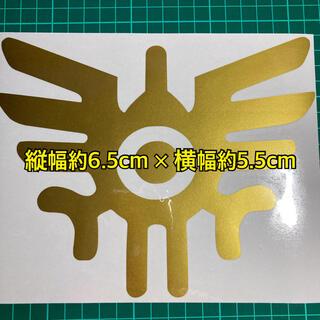 ドラゴンクエスト ロトの紋章 カッティングステッカー(サイズ小)(その他)