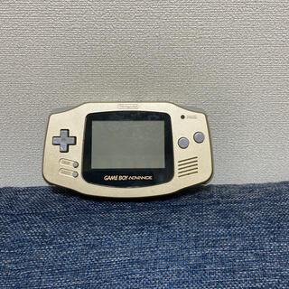 ゲームボーイアドバンス(ゲームボーイアドバンス)のゲームボーイ アドバンス 本体(携帯用ゲーム機本体)