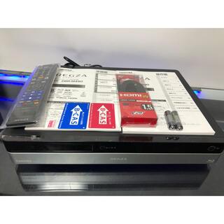 トウシバ(東芝)のTOSHIBA DBR-M490 5TB全録1東芝全HDD/BDレコーダー165(ブルーレイレコーダー)
