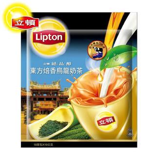 ユニリーバ(Unilever)の台灣 リプトン 東方焙香烏龍奶茶 ウーロンミルクティー 19g×18袋入り 限定(茶)
