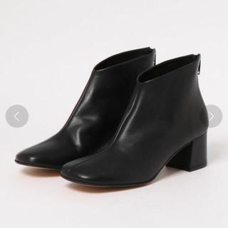 イエナスローブ(IENA SLOBE)のMOHI LEATHER ブーツ(ブーツ)