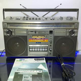 ヒタチ(日立)の内蔵ブルーツゥース付きHITACHI 日立 /パディスコ TRK-8290美品(ラジオ)