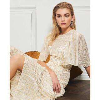 ビーシービージーマックスアズリア(BCBGMAXAZRIA)の❤️ BCBGMAXAZRIA2020秋新作新品 ドレス 綺麗 オシャレ(ロングドレス)