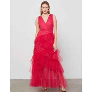 BCBGMAXAZRIA - ❤️BCBGMAXAZRIA 20秋新作新品 赤ドレス パーティー