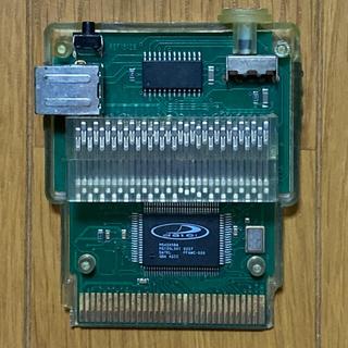 ゲームボーイアドバンス(ゲームボーイアドバンス)のGBA用 プロアクションリプレイ(携帯用ゲームソフト)