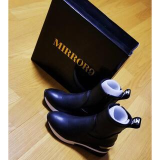 ジェイダ(GYDA)のMIRROR9♡ショートブーツ   (ブーツ)