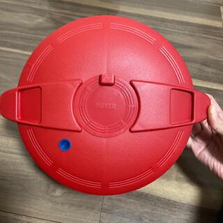 マイヤー(MEYER)の【再々値下げしました】MEYER(マイヤー)電子レンジ圧力鍋(調理機器)