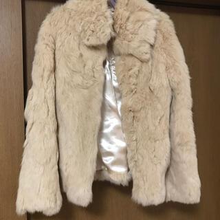 エゴイスト(EGOIST)のEGOIST ラビットファーコート(毛皮/ファーコート)