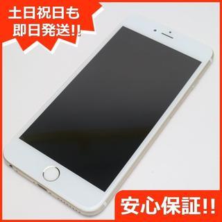アイフォーン(iPhone)の良品中古 SIMフリー iPhone6 PLUS 64GB ゴールド (スマートフォン本体)
