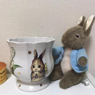 フランシュリッペ(franche lippee)の【未使用】フランシュリッペ デッドストック 陶器 花瓶 fortune 最終値下(花瓶)