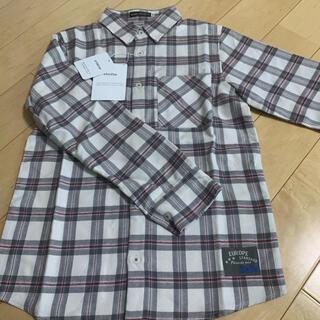 ベベ(BeBe)の新品 BeBe 長袖シャツ 150(その他)