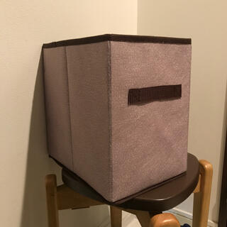 ニトリ(ニトリ)のニトリ 収納BOX   2個 折りたたみ式(ケース/ボックス)