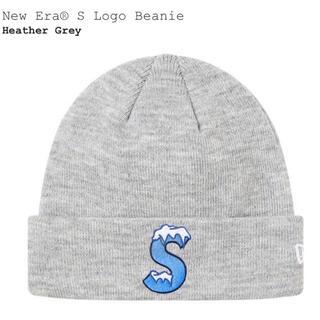 シュプリーム(Supreme)のSupreme New Era S Logo Beanie  (ニット帽/ビーニー)